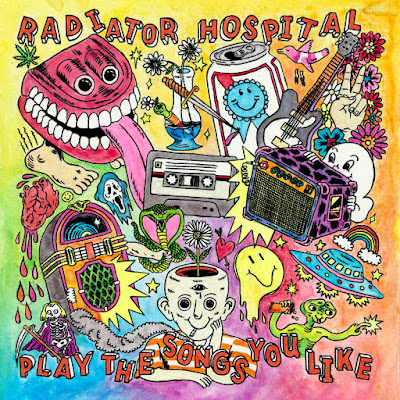Radiator Hospital - Play The Songs You Like