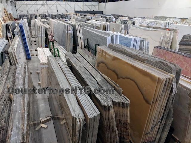 Granite and Marble Slab Warehouse NYC