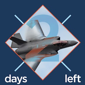 It's May 16 and only 2 days until the Defenders of Liberty Air Show
