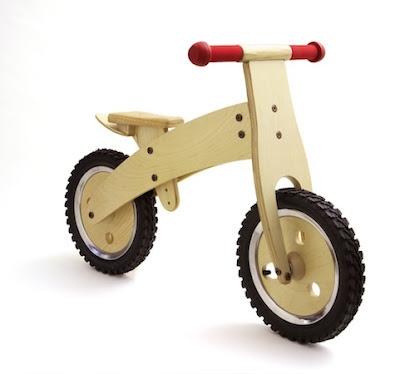 bici senza pedali