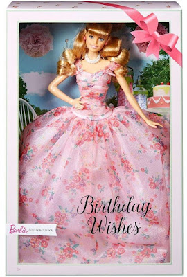 2019 Barbie Birthday Wishes