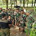Prajurit Satgas Pamtas Yonif 512 Dibekali Pelatihan Pertanian dan Pertenakan di STPP Malang