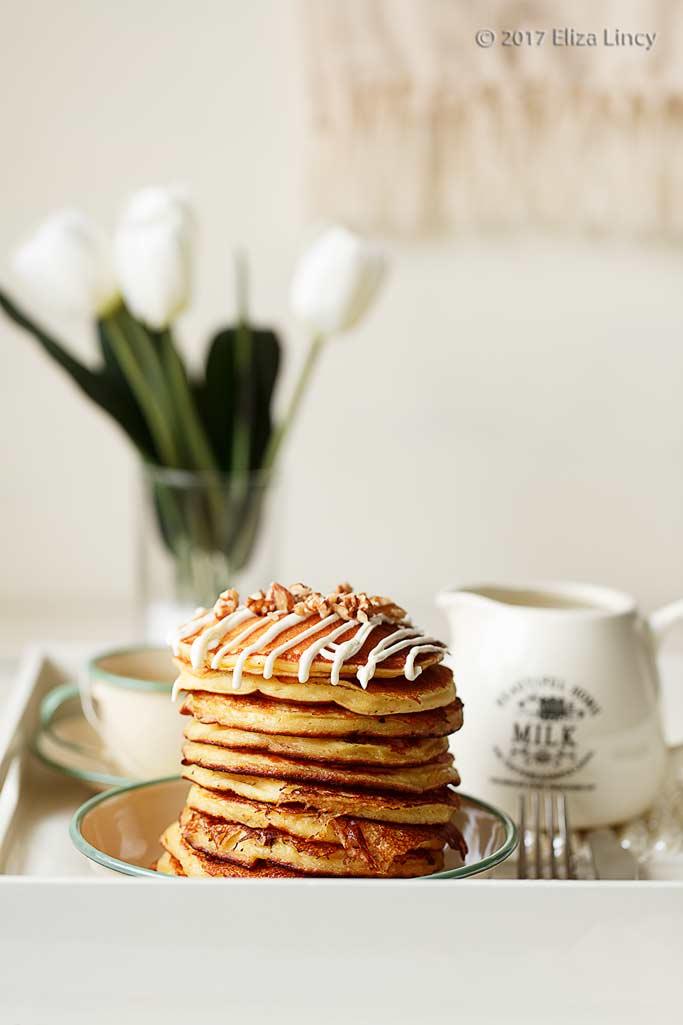 Pumpkin pancakes picture