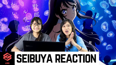 BIKIN SALAH FOKUS! – Seishun Buta Yarou wa Bunny Girl Senpai no Yume wo Minai REACTION