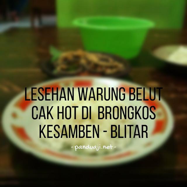Lesehan Warung Belut Cak Hot