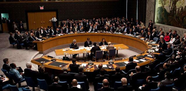 Consejo de Seguridad de la ONu y Derecho Internacional