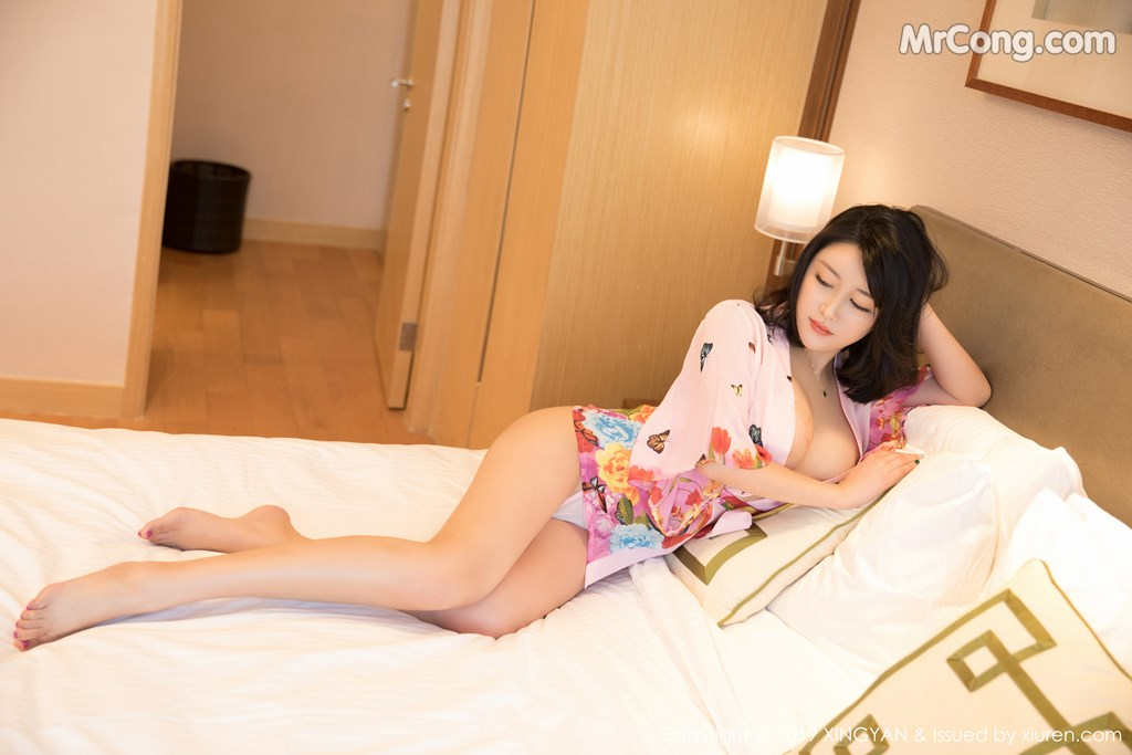 Image XingYan-Vol.116-Cici-MrCong.com-013 in post XingYan Vol.116: 希希Cici (34 ảnh)