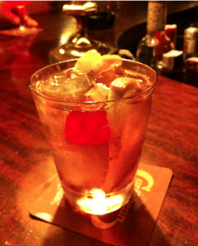 BOURBON OLD FASHION