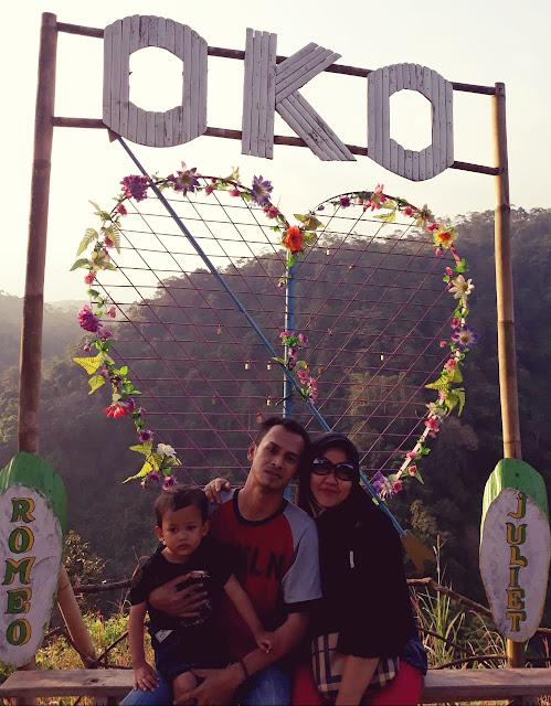 Tempat wisata keluarga GREAT OKO 3