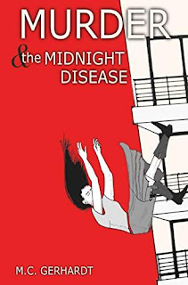 Murder & The Midnight Disease - Mystery book promotion service Marcia Gerhardt