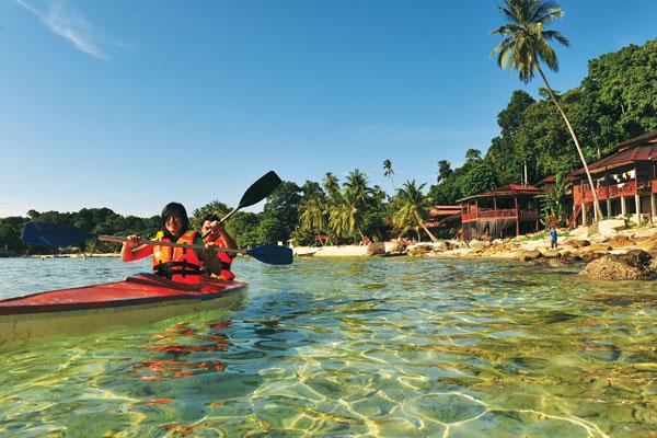 U Kapas Terletak Di Dalam Daerah Marang Terengganu Pantai Ini Cukup Terkenal Dengan Pantainya Yang Cantik Pasirnya Memutih Serta Air Lautnya