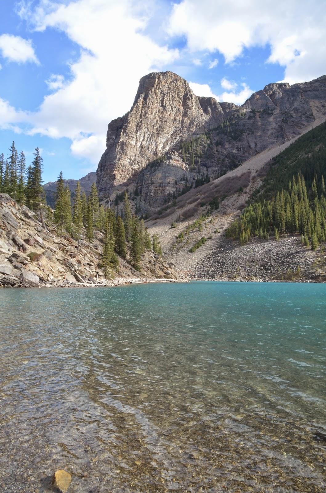Lake Moraine, Banff - Canadá