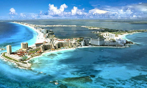 Cancun island