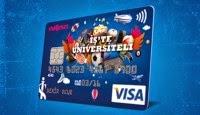 işte üniversiteli kredi kartı