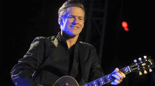 Bryan Adams welcomes baby girl