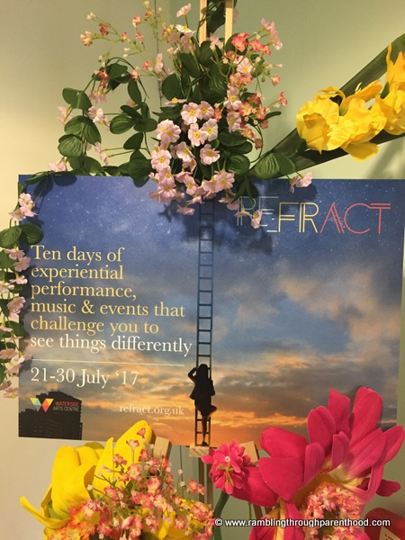 Refract:17 and Anyday at The Waterside Arts