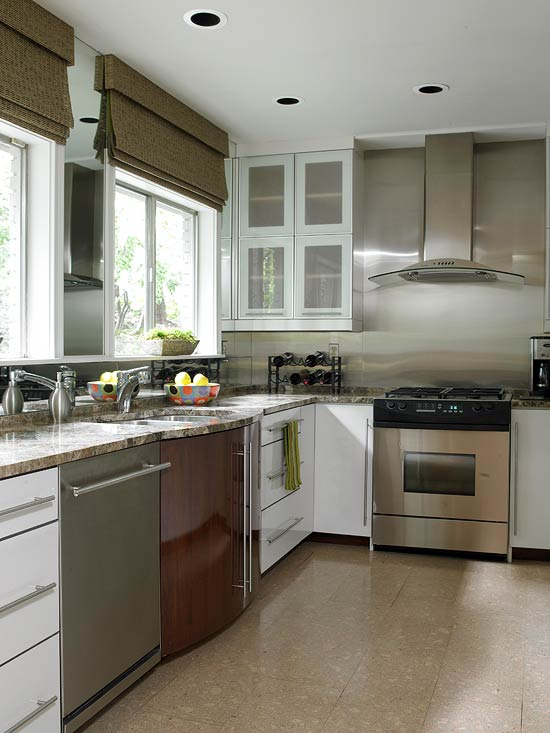 New Home Interior Design: Beautiful Kitchen Backsplashes