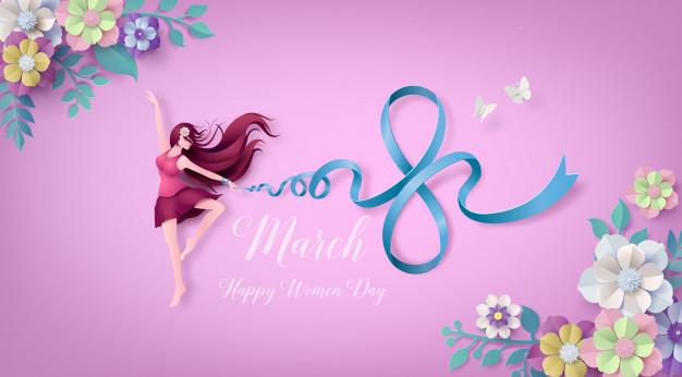 International Women's Day Speech: Words Defining Zeal and Ardor of Women