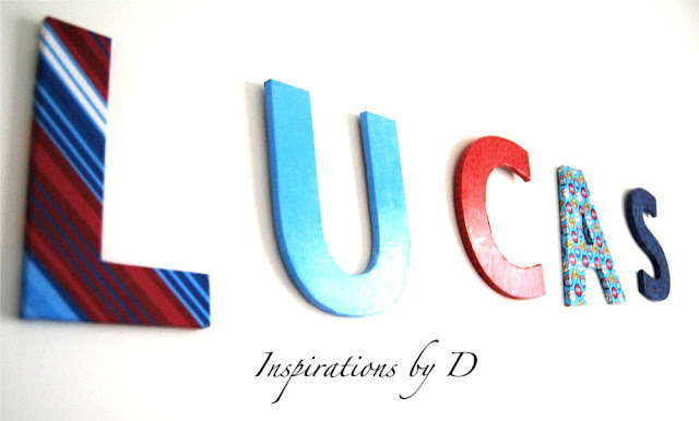 How to Decorate Alphabet Letters