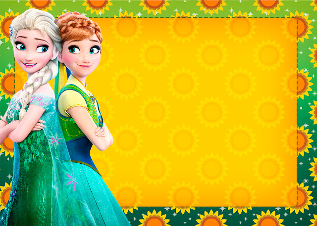 Frozen Fever Party: Free Printable Invitations. | Oh My