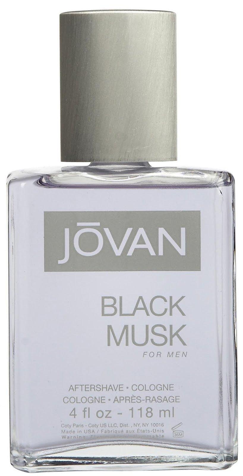 From Pyrgos August 2012 Master Spray Cologne Black Musk Jvan For Men Coty