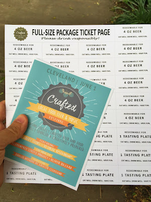 Guidebook and tickets