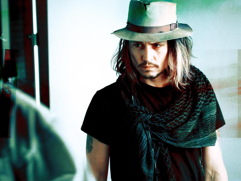 Waleed Wallpapers: Johnny Depp Wallpaper