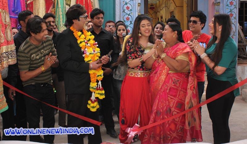 A still from show Jijaji Chhat Per Hain
