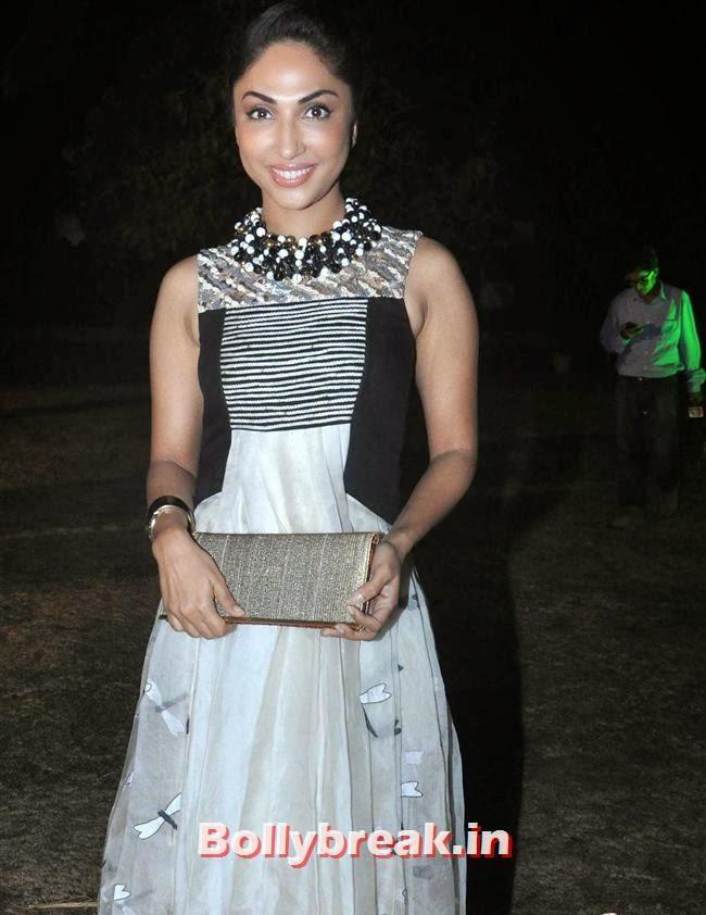 Mouli Ganguly, Hot Tv Babes at GR8 Calendar 2014 Launch