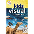 Kids' Visual Study Bible Review #ad