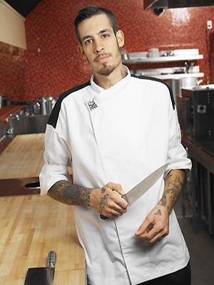 winner michael wray - Hells Kitchen Season 3