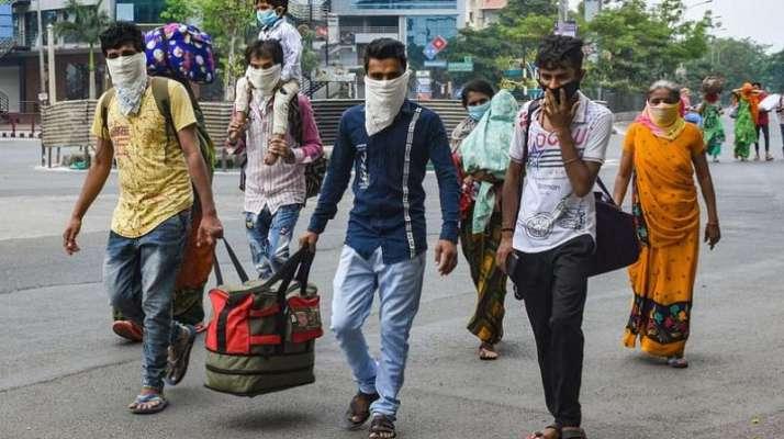 Migrant groups stuck in Hyderabad, coronavirus