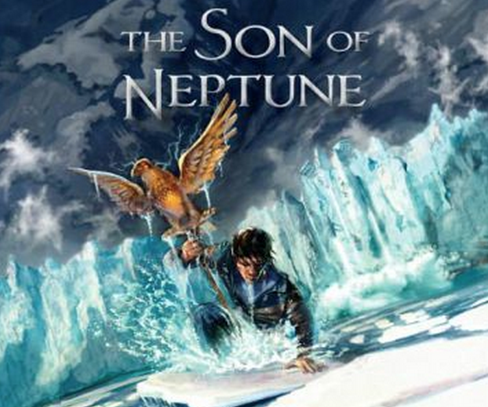 Book Review The Son of Neptune The Heroes of Olympus Book Two Rick Riordan