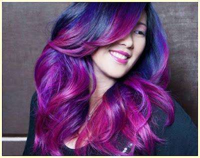 Alien Hair Color - 18 Best Hair Color Trend 2016