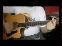 Belajar Kunci Gitar A Mayor, Cara Mudah, Cepat & Benar, Latihan Gitar Dasar