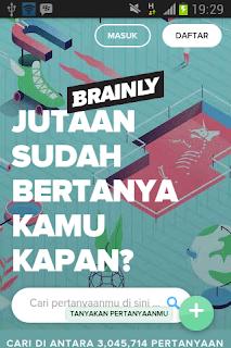 Aplikasi Brainly Versi Web Informasi Akbar Informasi Akbar