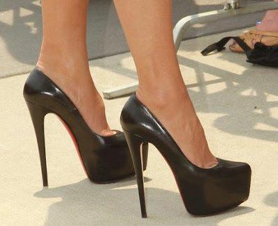 Zapatos de noche para señoritas