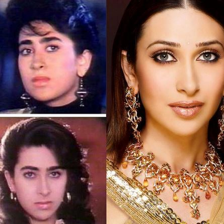karisma Kapoor before after