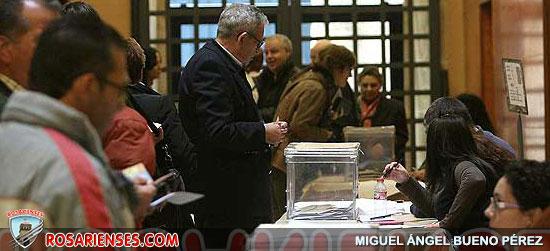 La participación en Cataluña, la más alta desde 1988 | Rosarienses, Villa del Rosario