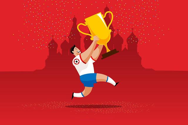 Tren Sejarah Piala Dunia Memunculkan Prediksi yang Tak Terduga