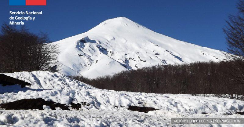 Monitoreo por actividad del Complejo Volcánico Antillanca