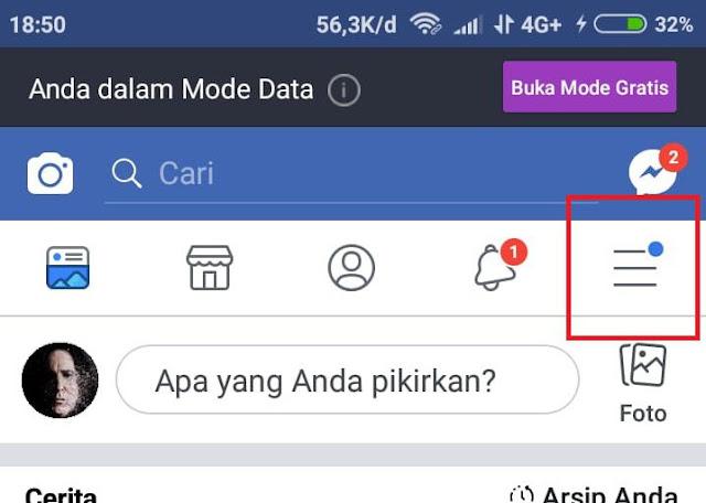 Cara Menonaktfikan Autoplay Video Facebook