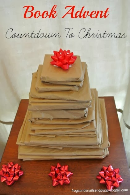 Book Advent Countdown To Christmas by FSPDT