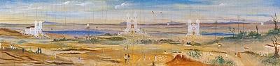 Fantasia  - Guignard e suas pinturas ~ Pintor de Minas Gerais