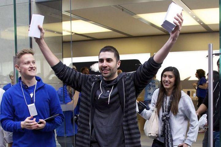 Apple Store - iPhone 6