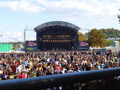 accessibilité PMR festival Rock en Seine 2014