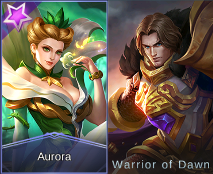 10. Aurora & Tigreal
