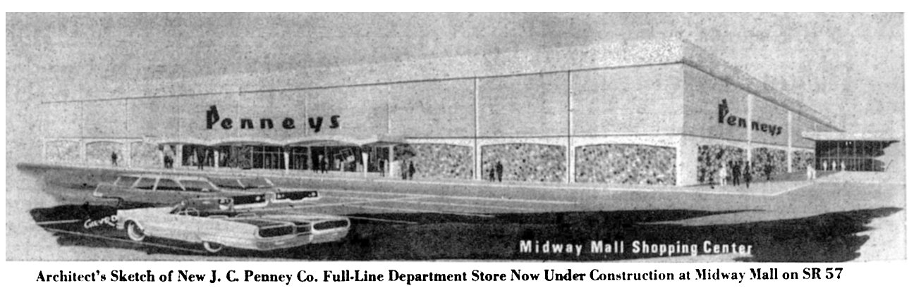a7a2b5509 Midway Mall is in the news again – with the usual concerns about its  future. (Here s the latest story