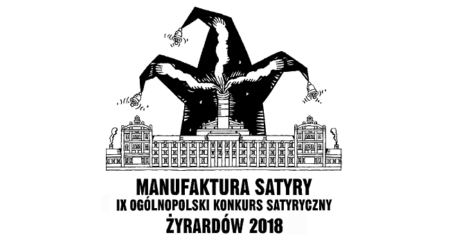 Manufaktura Satyry 2018 - logo