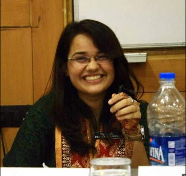 Image result for Tina Dabi